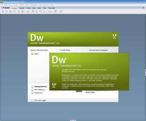 способ создания сайта в визуальном редакторе