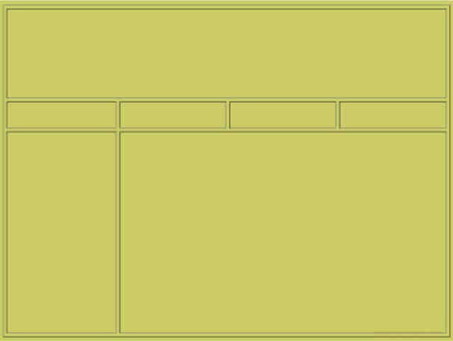 как сделать сайт в html в виде таблицы