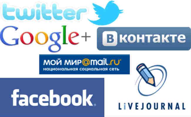 Методы продвижения сайтов через социальные сети