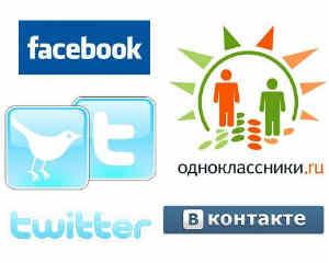 Раскрутка сайта в соцсетях