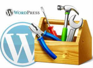 настройка сайта после установки wordpress