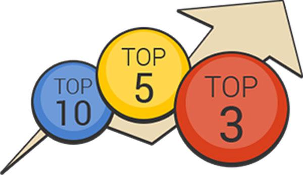 продвижение сайтов в топ позиции