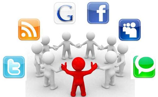 раскрутка сайта в социальных сетях бесплатно